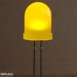 LL1003-YD2D, 10mm sárga led