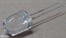 OSUB-0231AMN, 10mm kék led