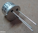 2N2219A, tranzisztor