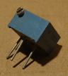 200R, helitrimmer potméter