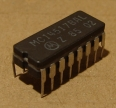 MC14517(BAL) = CD4517, cmos logikai áramkör