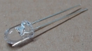 LAM-5033, 5mm borostyán led
