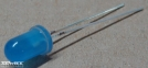 OSUB-5144AHI, 5mm kék led