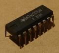 SN74LS175N, integrált áramkör