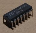 SN74LS193B1, integrált áramkör