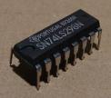 SN74LS298N, integrált áramkör