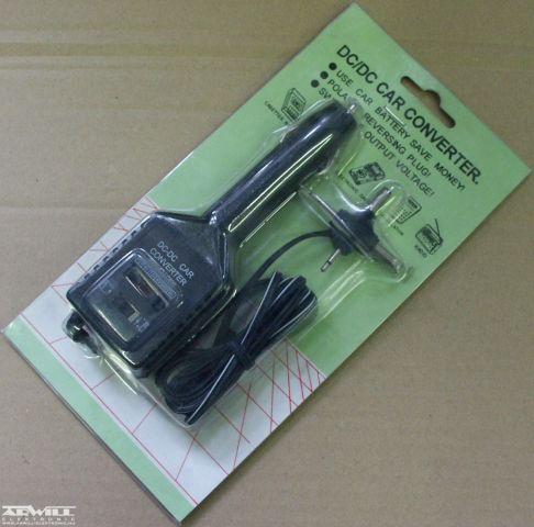 3-12V, 800mA, adapter