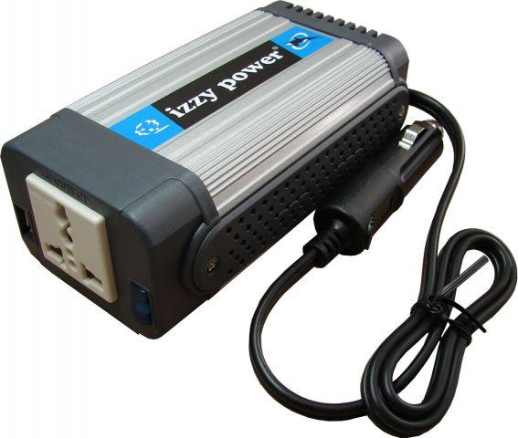 12V/230V, 150VA, inverter