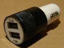 2xUSB 5V, 3,1A, adapter