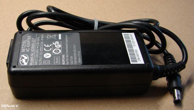 12V, 3,15A, adapter