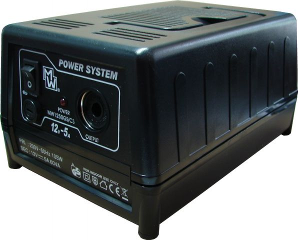 12V, 5A adapter