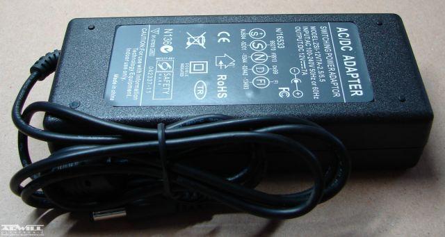 12V, 7A, adapter