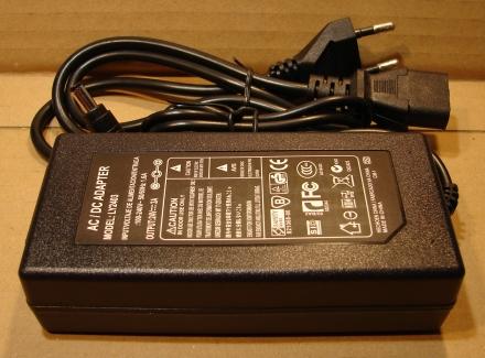 24V, 3A, adapter
