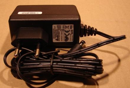 12V, 1,5A, adapter