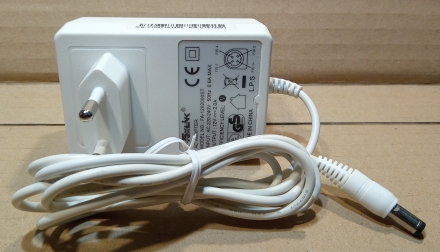 12V, 2A, adapter