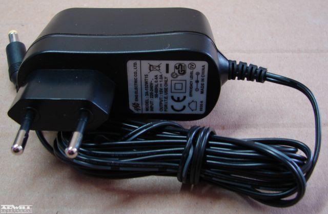 15V, 1,2A, adapter