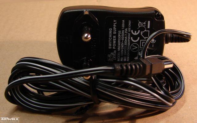 24V, 300mA, adapter