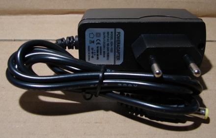 24V, 400mA, adapter