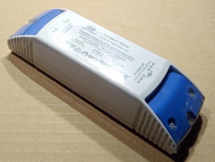 11,5V AC, 0-150W, transzformátor