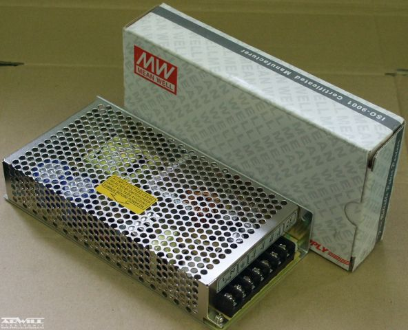 12V, 12,5A, adapter
