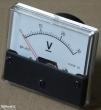 30V DC, alapműszer