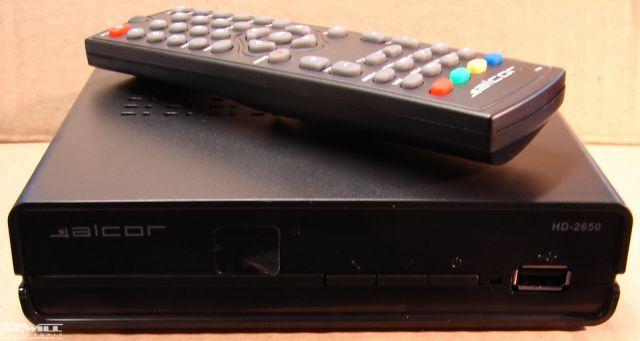 HD-2650, DVB-T vevő