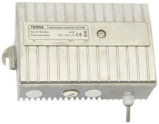 DA123P, erősítő