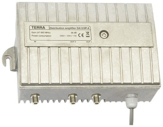 DA123PA, erősítő