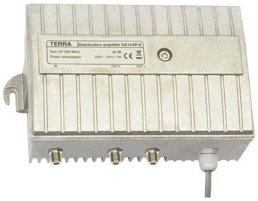 DA124PA, erősítő