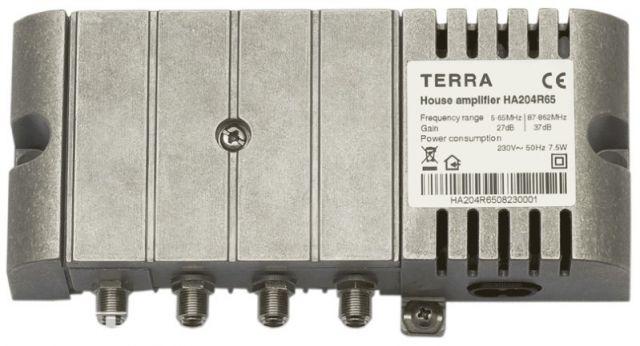 HD204R65, erősítő