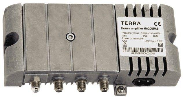HD205R65, erősítő