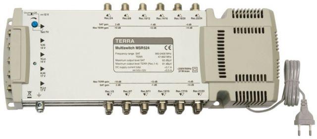 MSR524, multiswitch