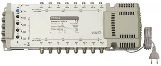 MSR916, multiswitch