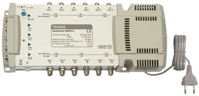 MSV512, multiswitch