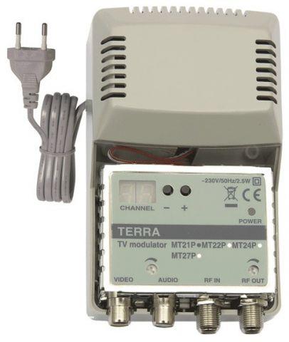 MT21P, modulátor