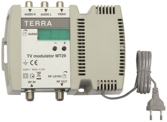 MT29, modulátor