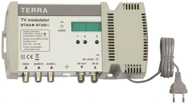 MT30A, modulátor