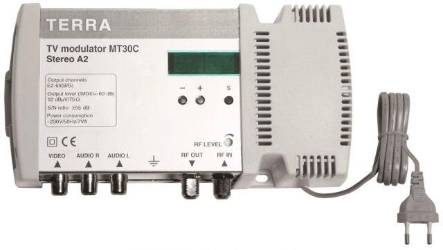 MT30C, modulátor