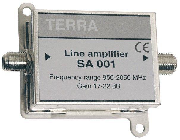 SA001, vonalerősítő