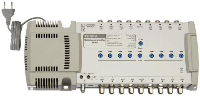 SA901, vonalerősítő