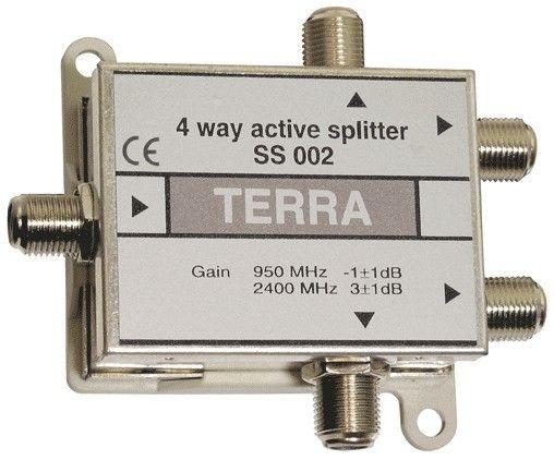 SS002, splitter