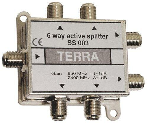SS003, splitter
