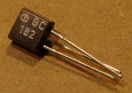 BC182, tranzisztor