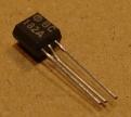 BC182A, tranzisztor