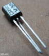 BC337-40, tranzisztor