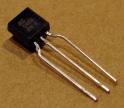 BC548B, tranzisztor
