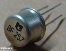 BF257, tranzisztor