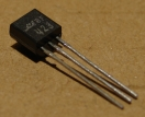 BF423, tranzisztor