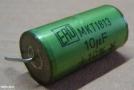 10uF, 100V, kondenzátor