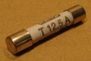 T 12,5A, biztosíték